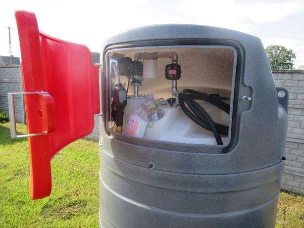Dystrybutor zbiornik na olej napędowy ON diesel paliwo Swimer Tank