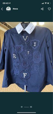 Блузка для можно для биременых широкая