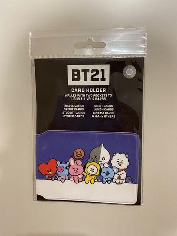 Card Holder BT21 BTS