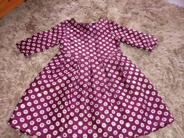 Elegancka sukienka 122