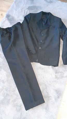 Garnitur marynarka + spodnie chłopięce komunijne