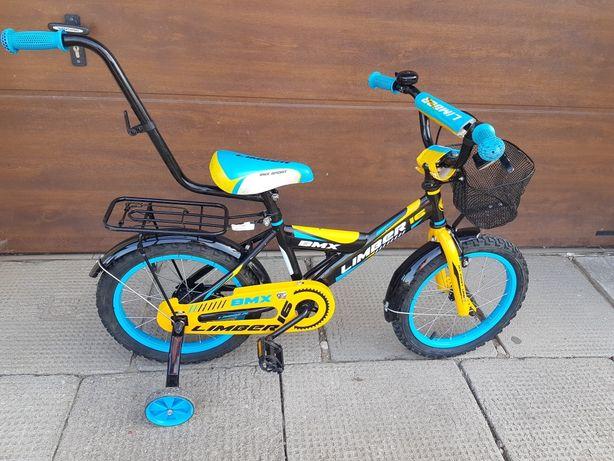 Rowerek rower kółka boczne prowadnik  16 Cali