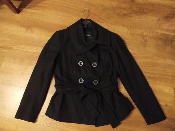 Płaszcz flauszowy Damski Zara