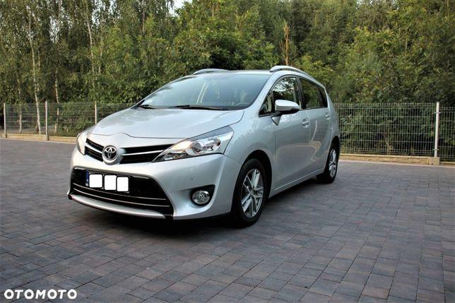 Toyota Verso Salon Polska Iwł 97 tys km! 2015r Wersja Premium 7os. Kamera Navi