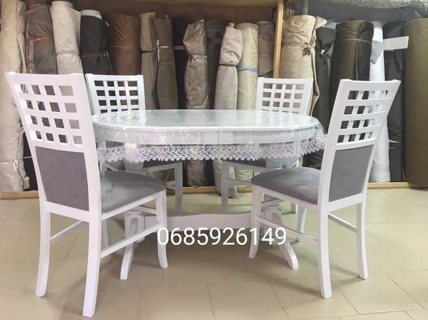 СТІЛ. Дерев'яний стол. Купити білий Стіл. СТОЛ. Бєлий стол.