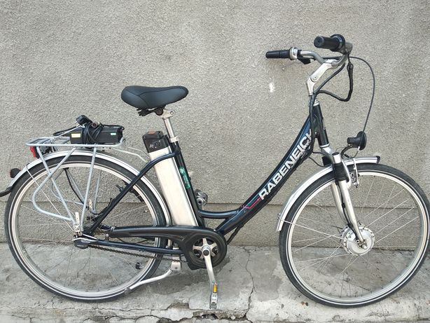 Электровелосипед из Германии Rebeneik