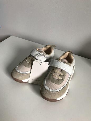 Adidasy buty sportowe reserved nowe sneakersy 23/24 chłopiec