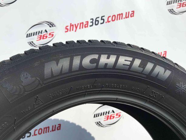 R16 205/60 MICHELIN Alpin5 Шини Б/у Склад ЗИМА Germany 7.4mm