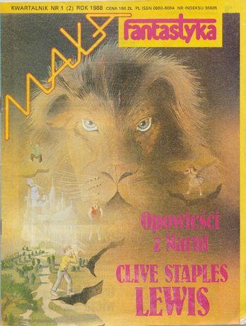 Mała Fantastyka z roku 1987, 1988.