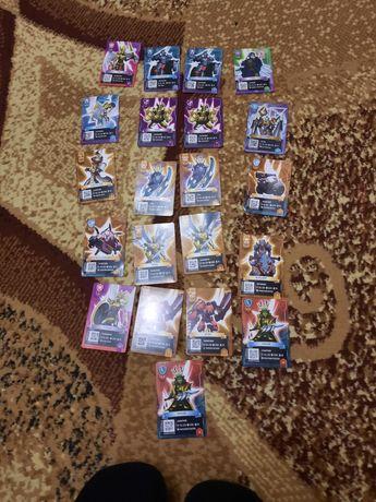 Картки АТБ арена