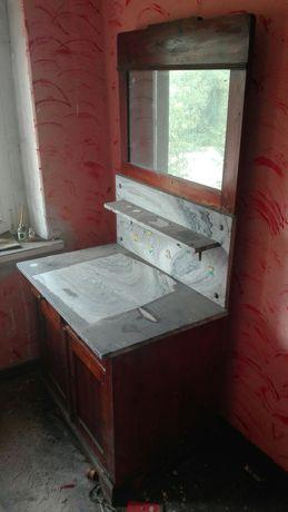 Szafa antyk toaletka