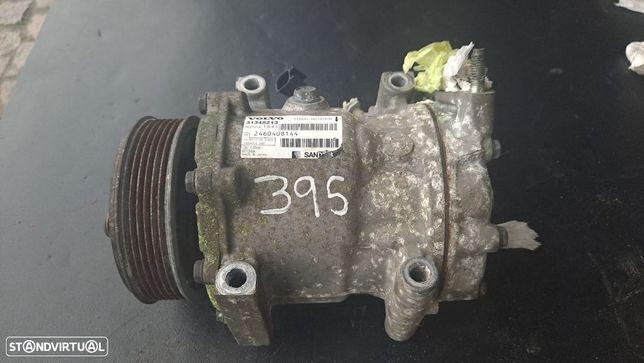 Compressor Ar Condicionado A/C Volvo S60/ V60/VOLVO V70 1.6 Ref:31348213