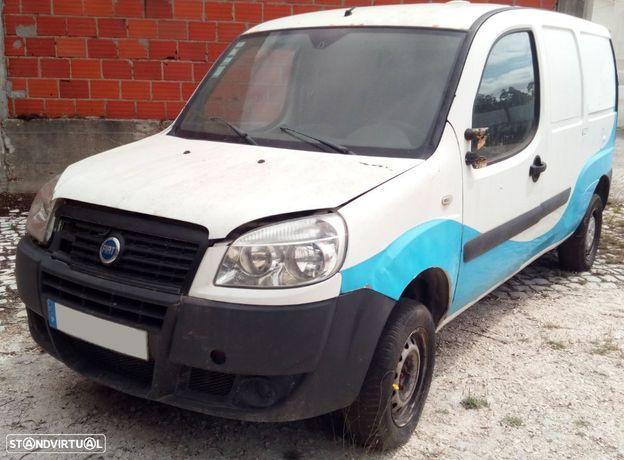 Peças Fiat Doblo 1.9 jtd de 2007