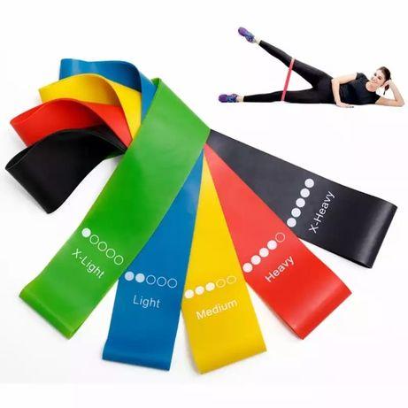 Резинки для фитнеса ,эспандер, фитнес резинки резинка для фітнесу