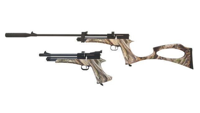 Wiatrówka Pistolet Artemis CP2 Camo 4,5/5,5 mm Superwiatrowki.pl
