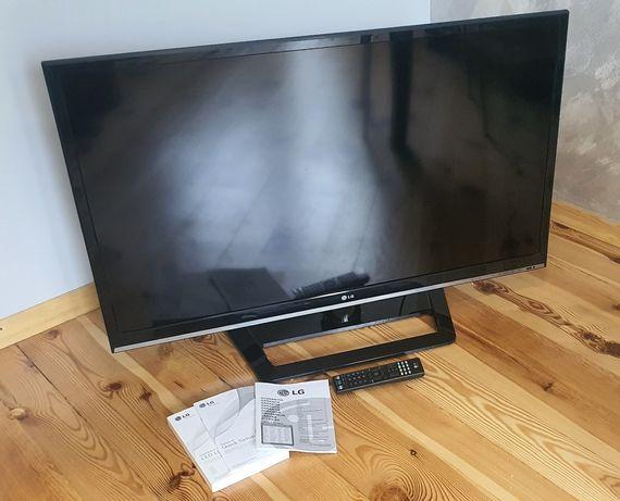 Telewizor LED 42 cale LG 42LS5600 stan bdb z pilotem i pudełkiem!