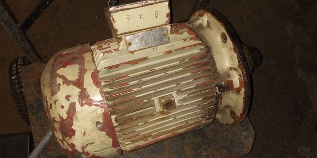 Продам електродвигатель SIEMENS.4квт