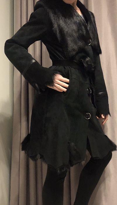 Продам дубленку,натуральная,практически новая(4-5 раз одевала) Киев - изображение 1