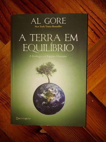 Livro Terra em Equilibrio