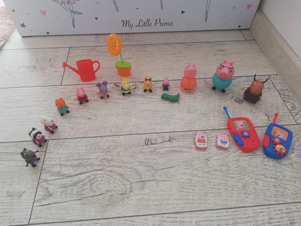 Zabawki peppa pig