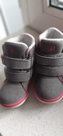 Демисезонные ботинки reima 20