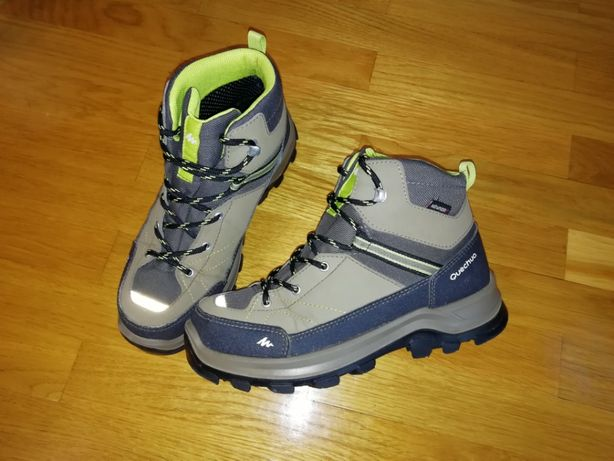 Термо ботинки зимние Quechua NovaDry 35 размер