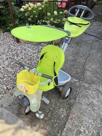Pchacz, rowerek dla dziecka
