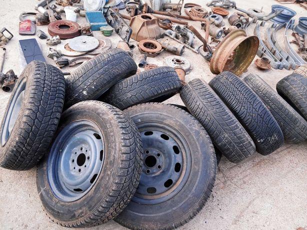 Koła felgi resory Fiat Polonez Żuk Nysa Wyprzedaż garażowa