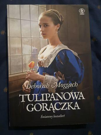 Książka Tulipanowa gorączka Deborah Moggach