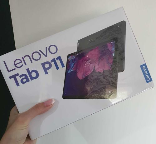Tablet Lenovo Tab P11  4GB +64GB TB-J606F Slate Grey Nowy WiFi