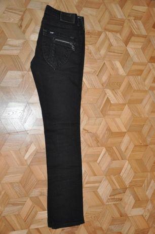 Spodnie Lee W25 L33 czarne