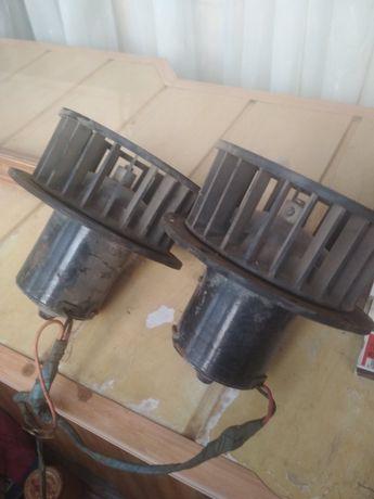 Электродвигатели отопителя
