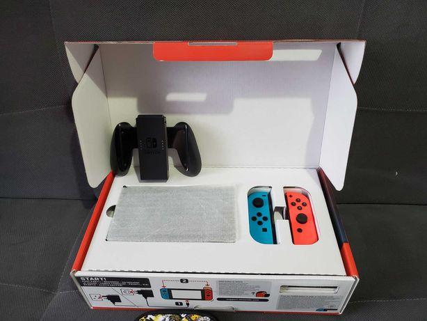 Nintendo Switch V2 /Gwarancja+zestaw Nintendo Labo/okazja