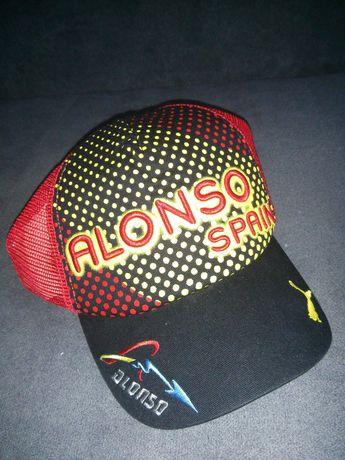 Бейсболка Puma Formula 1 Team Alonso Ferrari