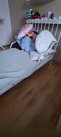 Łóżko metalowe Ikea Minnen