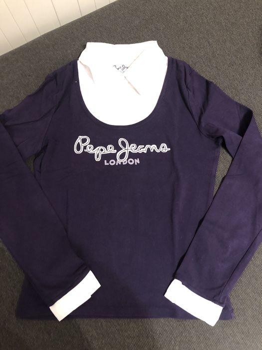 Orginalna bluzka Pepe Jeans Warszawa - image 1