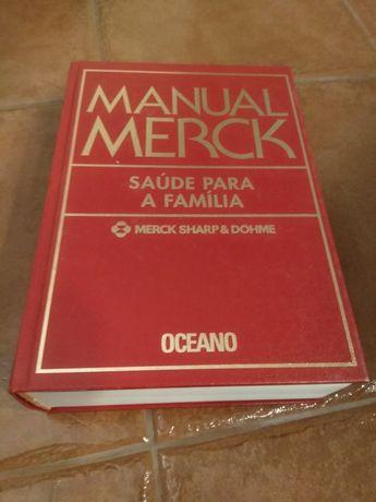 Manual Merck - Saúde para a Família (Oceano)