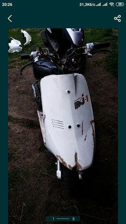 Розборка скутера Honda Dj-1 AF-05E