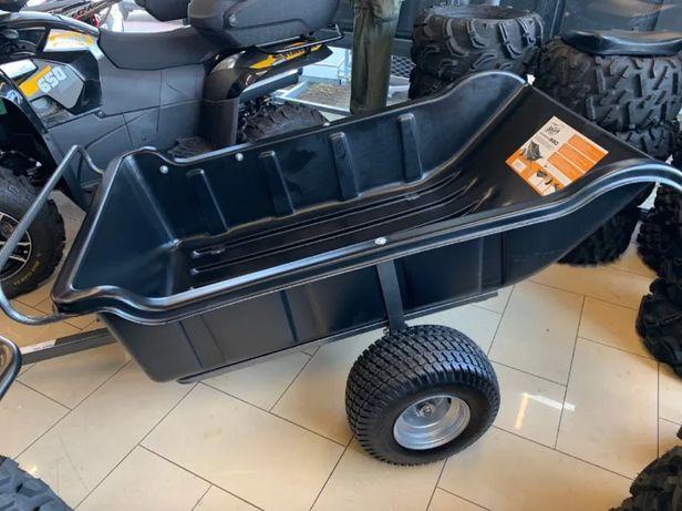 Прицеп до квадроцикла Shark ATV TRAILER GARDEN 680 Yamaha,Honda,BRP
