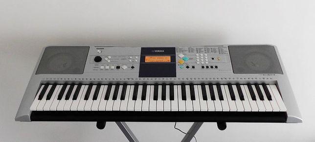 Keyboard Cyfrowy Yamaha PSR-E323 Dynamika MIDI LCD