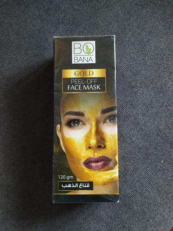 BO BANA золотая маска для лица. Египетская маска