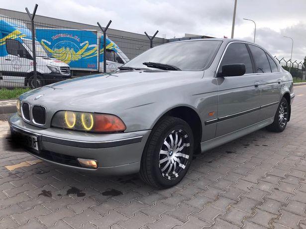 Нерастаможеный BMW 520 газ/бензин