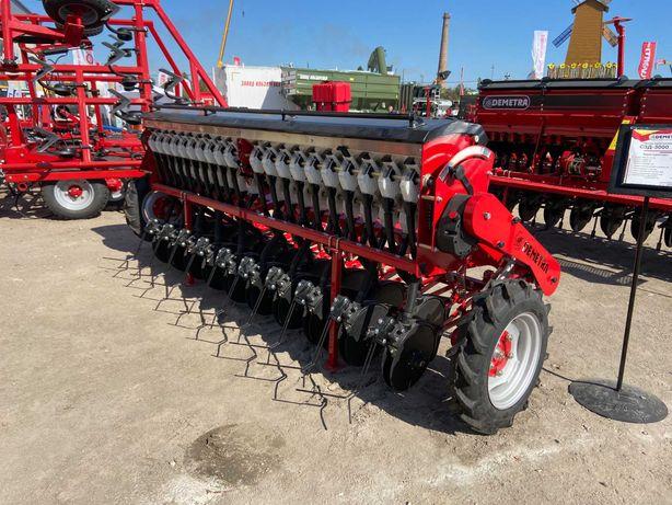 Сеялки на мини трактор  СЗ, СЗД-1500, 1800,2100, 2400,  Деметра.