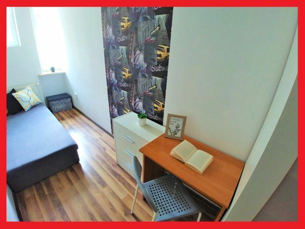 Przytulny pokój 1-osobowy CENTRUM Stare Miasto UJ UR AGH Krasińskiego