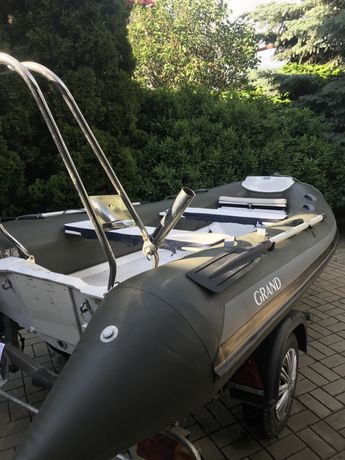 Лодка надувная Grand S370 N