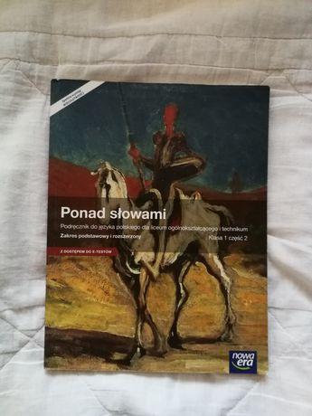 Podręcznik klasa 1 część 2 polski nowa era