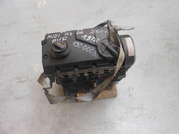 Silnik Audi A4 B6 2004 1,9 TDI AVF