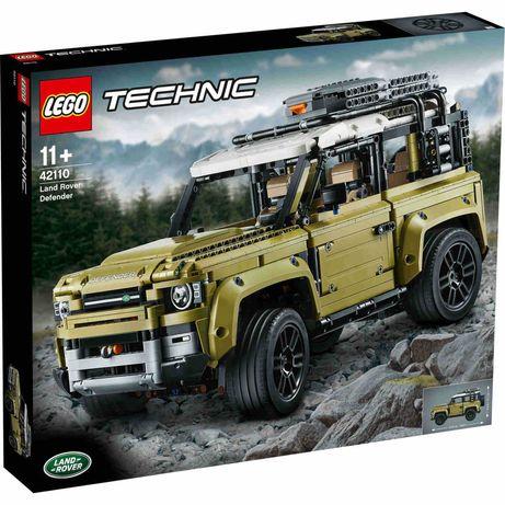 Lego Land Rover selado