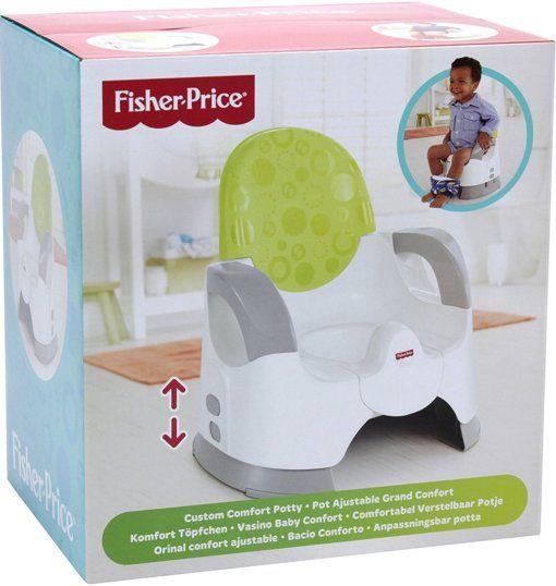 Горшок детский Удобство и комфорт Fisher Price CBV06 Дрогобич - зображення 1