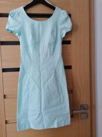 Sukienka mietowa 34 orsay